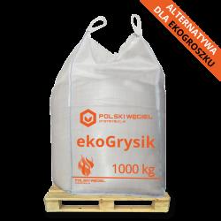 ekoGrysik bigbag 1.000 kg / węgiel kamienny