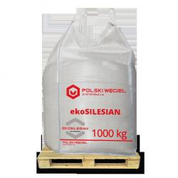 ekoGroszek ekoSILESIAN bigbag 1.000 kg / węgiel kamienny