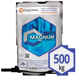 ekoGroszek ekoMAGNUM pakowany 20 x 25kg : 500kg / węgiel kamienny