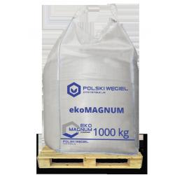 ekoGroszek ekoMAGNUM bigbag 1.000 kg / węgiel kamienny